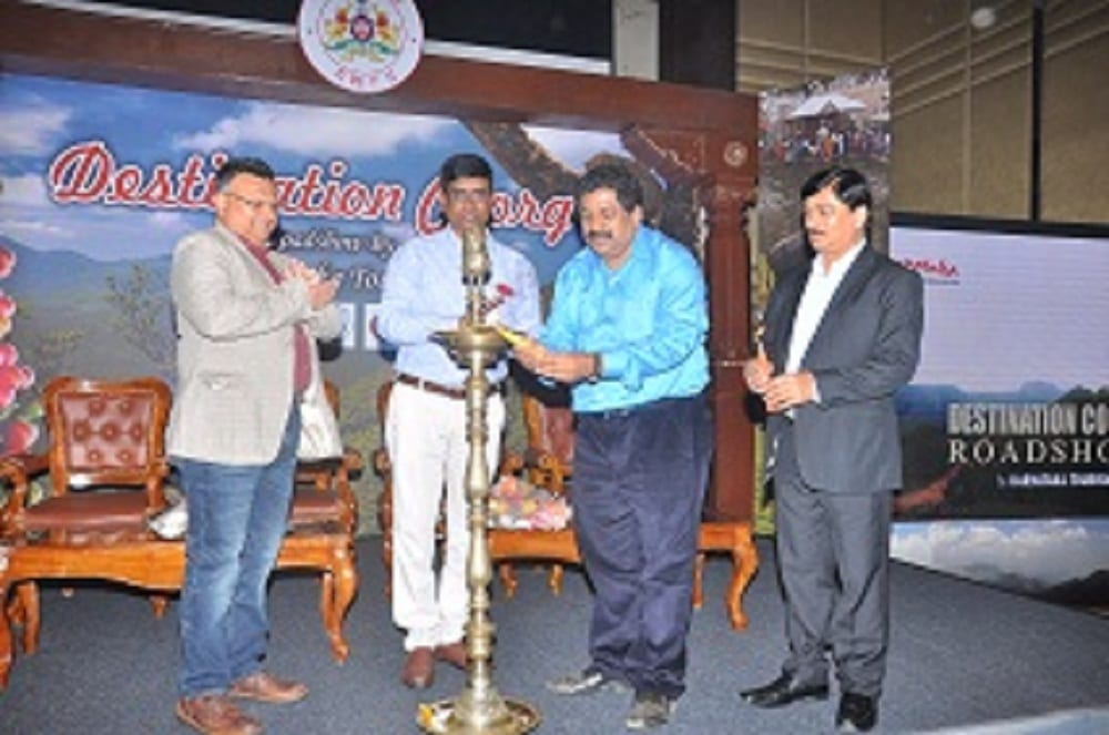 Destination Coorg, the Scotland of India on the Road to promote Domestic Tourism