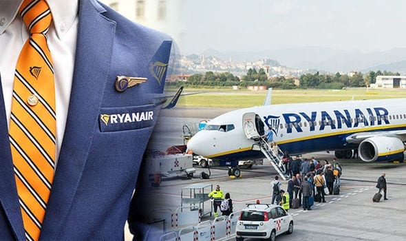 Ryanair pilots: New year, same threats