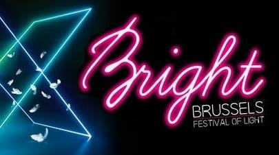 14 artworks will light up the city during Bright Brussels, Festival of Light 2019