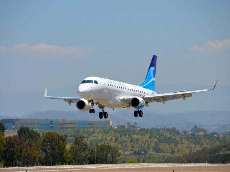 South Dakota cities left without passenger air service