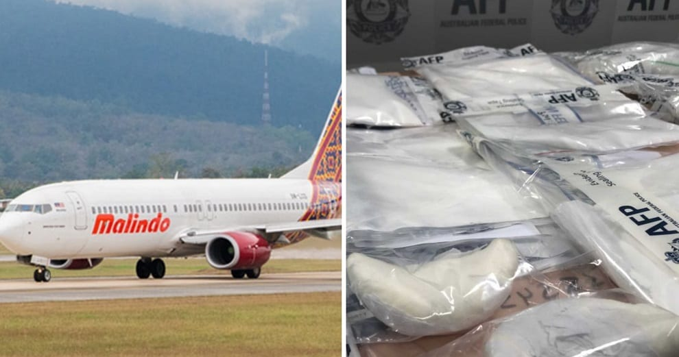 Malaysian airline cabin crew charged with international drug trafficking