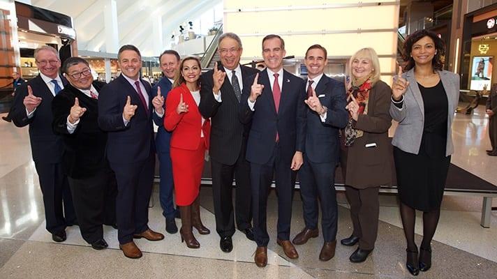 50 million visitors: Los Angeles celebrates record milestone