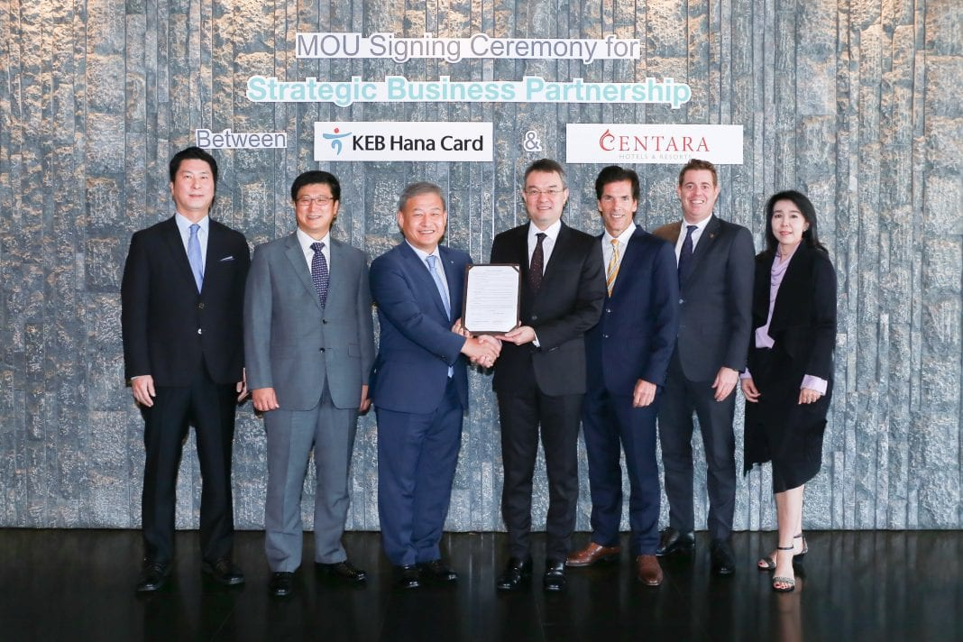 Centara-MOU-with-KEB-HANA-Card