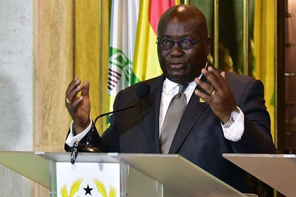 Γκάνα-Πρόεδρος-Νάνα-Akufo-Addo