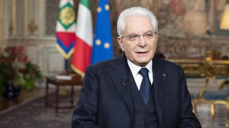 Mattarella-to-the-Pope
