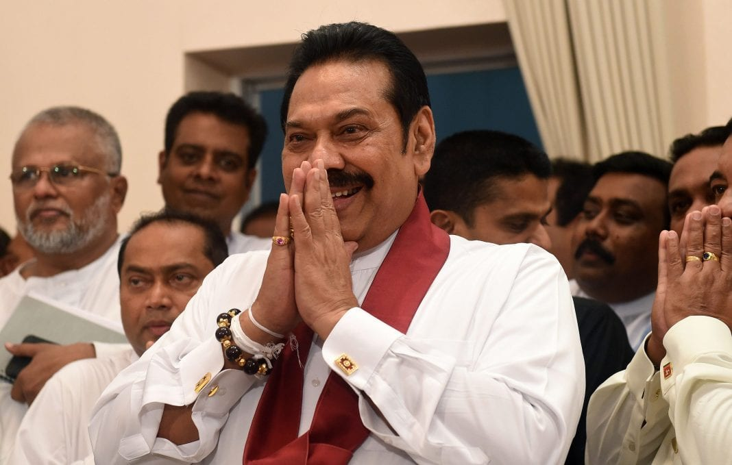 Sri Lanka Political Turmoil to blame of tourism arrival shortfall
