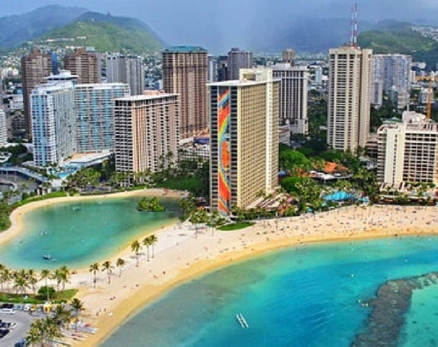 How did Hawaii hotels perform in 2018?