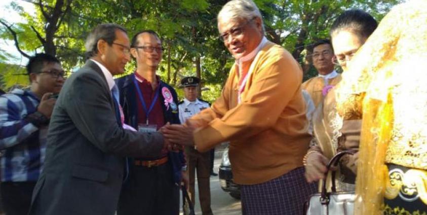 Myanmar-India Business Summit indicates tourism cooperation