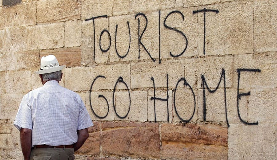 туристическо движение