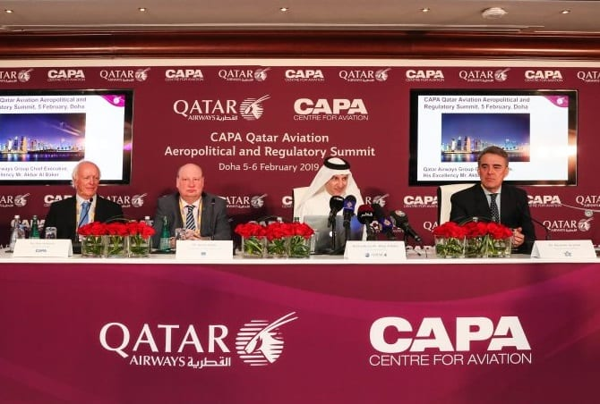 """Doha Declaration"" calls for review of existing aviation regulatory framework"