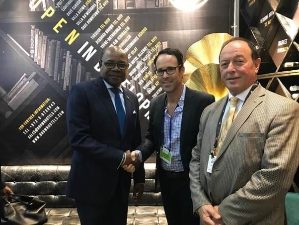 Jamaica's Tourism Minister in talks with potential Israeli investors