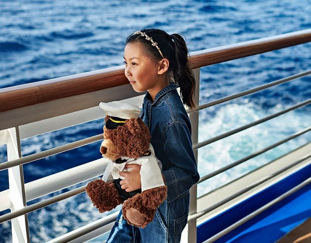 Princess Cruises launches its first advertising campaign for Asia
