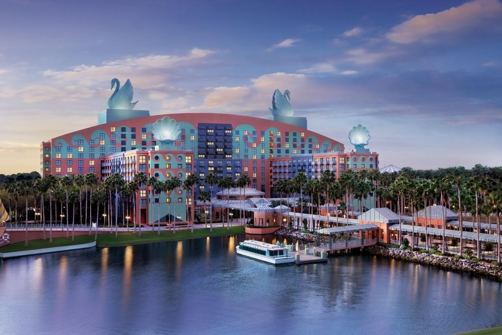 Walt Disney World Swan and Dolphin Resort welcomes new hotel manager