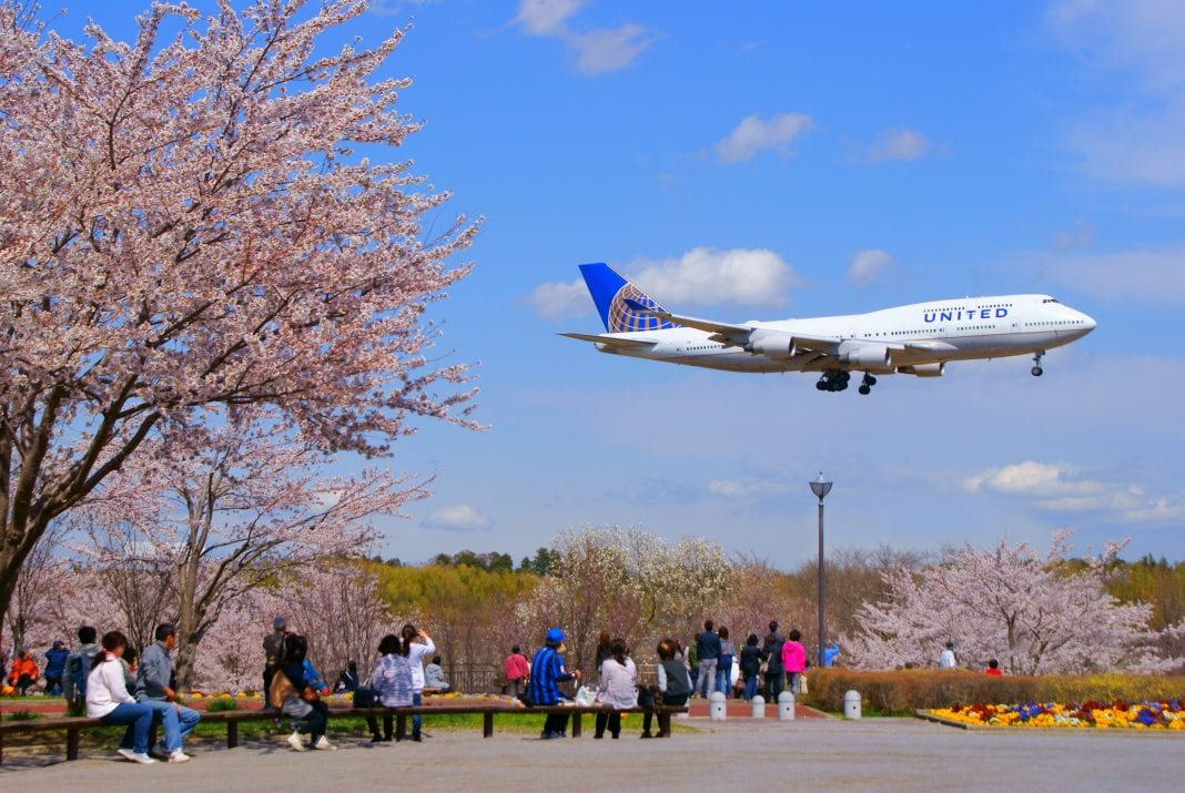 United Airlines to serve Tokyo Haneda Airport from six leading US hubs