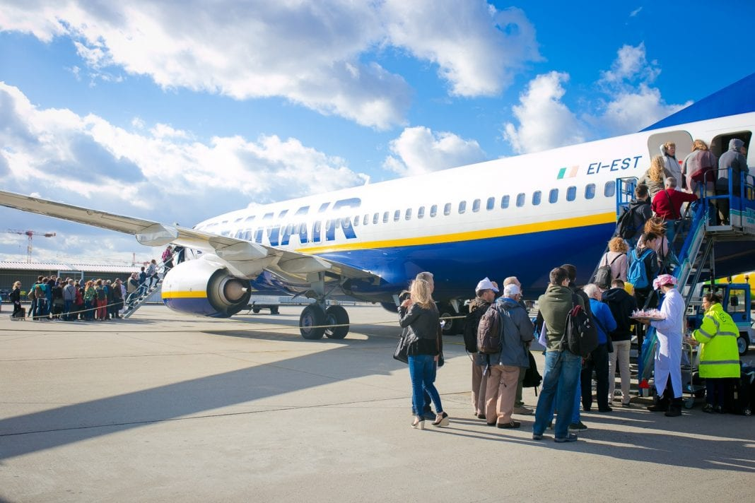 Budapest Airport sees Portuguese expansion with Ryanair