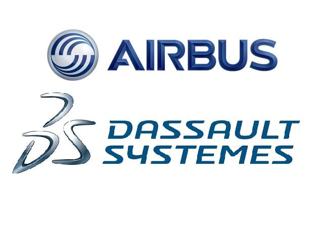 Airbus and Dassault Systèmes partner to create European aerospace industry of tomorrow