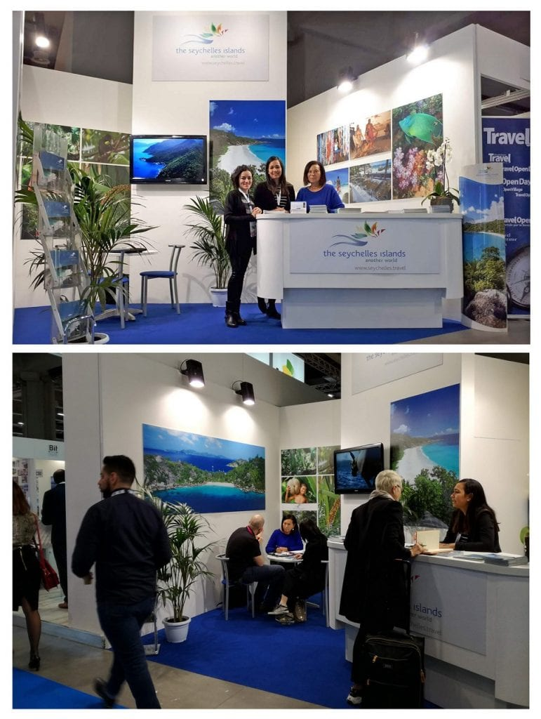 STB meets with travel trade operators as Seychelles attends Bit – International Tourism Exchange in Milan