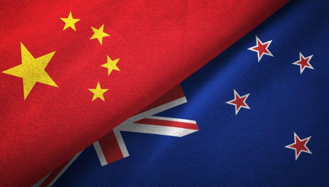 China-Neuseeland