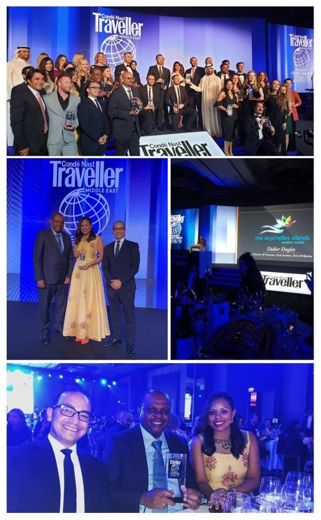 Seychellen-Auszeichnung
