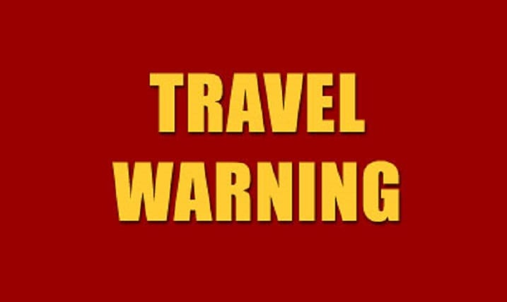 US Travel Advisory ups warning level for travel to Turkey