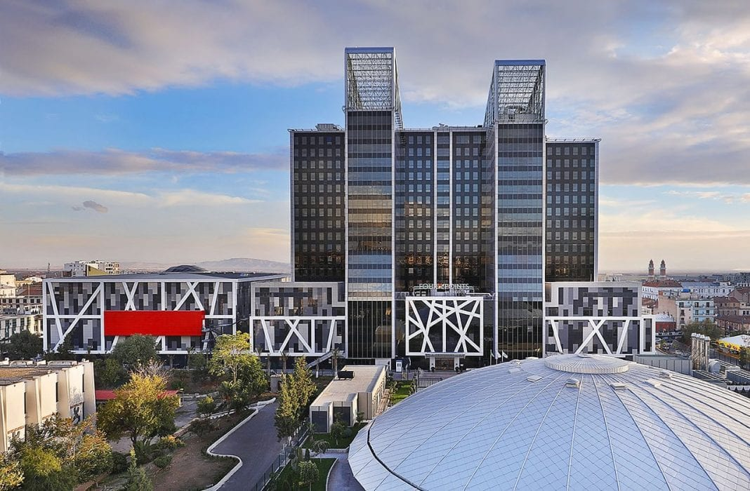 Marriott International announces opening of Four Points by Sheraton Setif