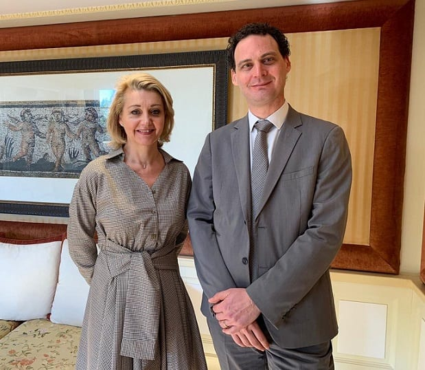 Monaco Government Tourist Authority welcomes new President and Deputy Director