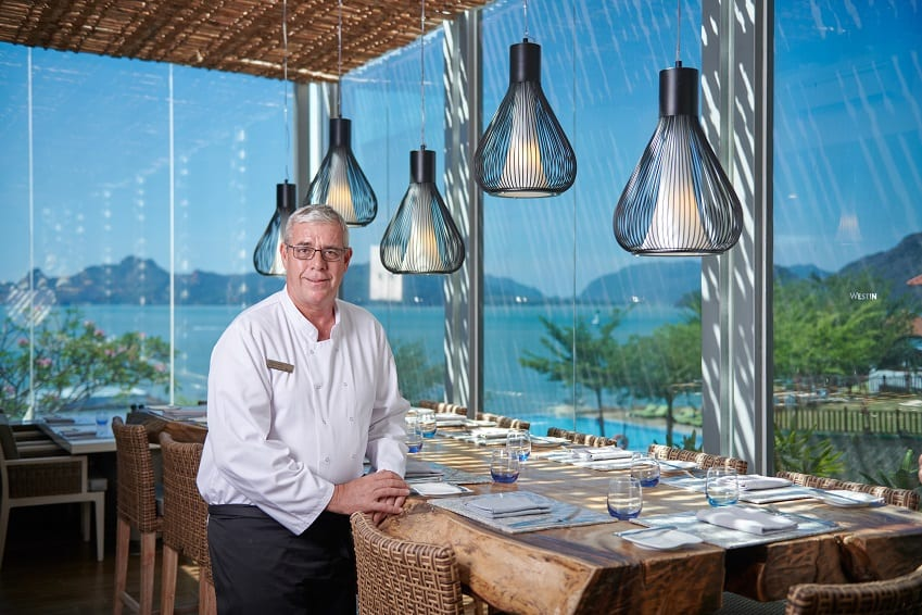 New Executive Chef at Westin Langkawi Resort & Spa Malaysia