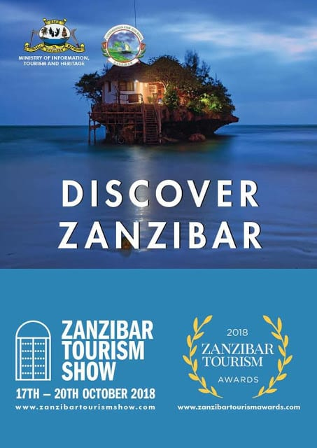Zանզիբար-Tourismբոսաշրջություն-Showուցադրել-Բաներ