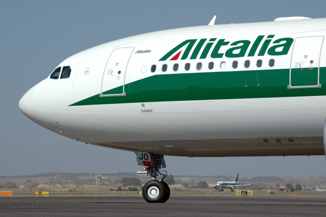 Alitalia airline: Hypothesis of the sale