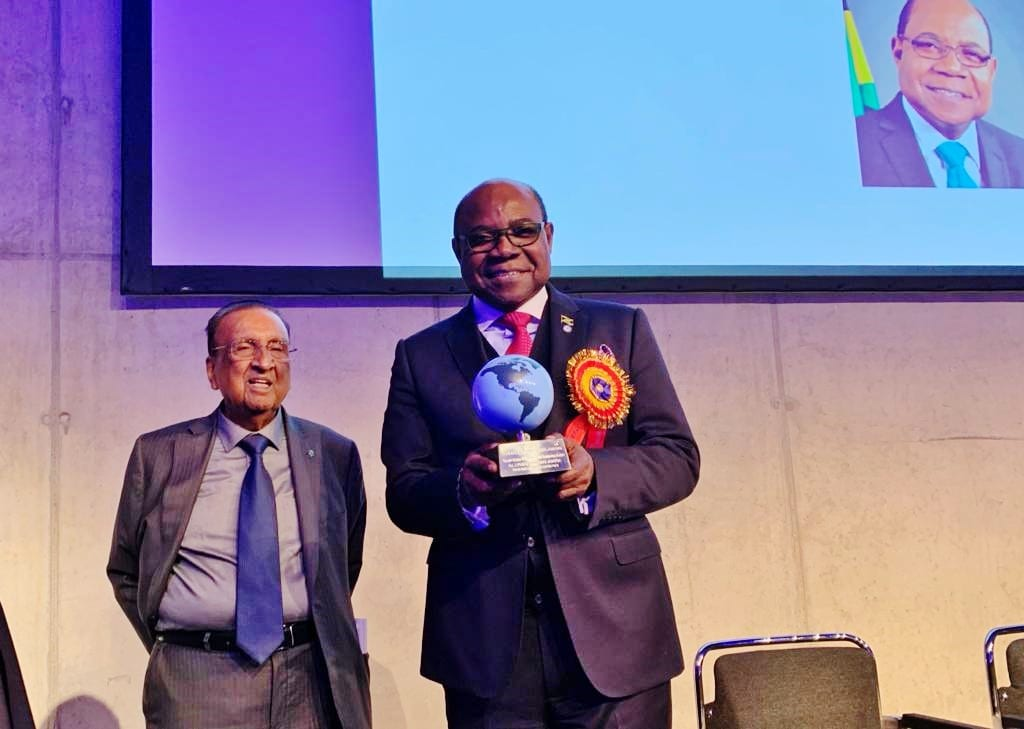 Bartlett named PATWA's Tourism Minister of the Year for Sustainable Tourism