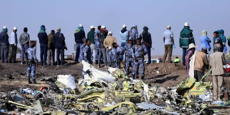 Confirmed: Auto anti-stall system on before Ethiopian Max jet crash
