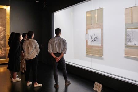 Let's Talk Art in Tokyo