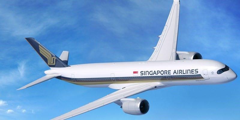 Singapur-Luft
