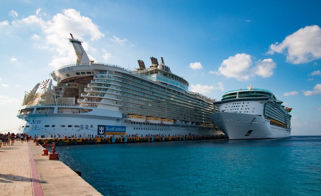 Ideal ocean cruise ship: Ship sizes and what they mean for your cruise