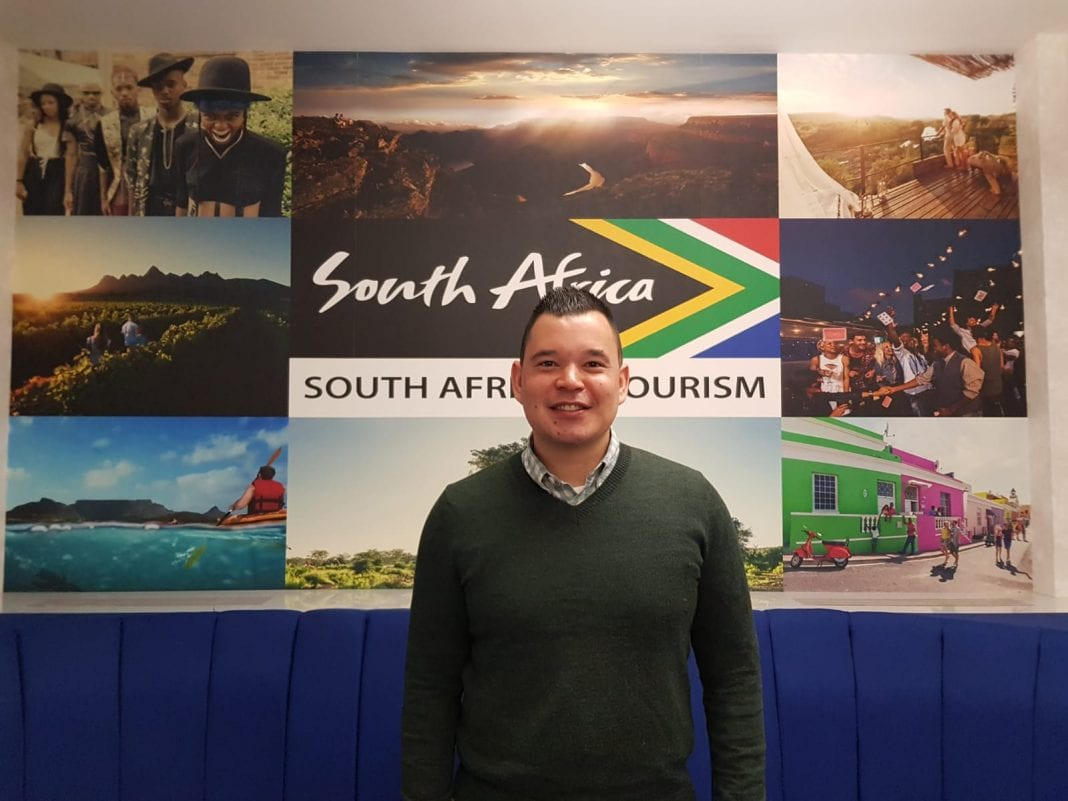 South African Tourism appoints Trade Relations Officer