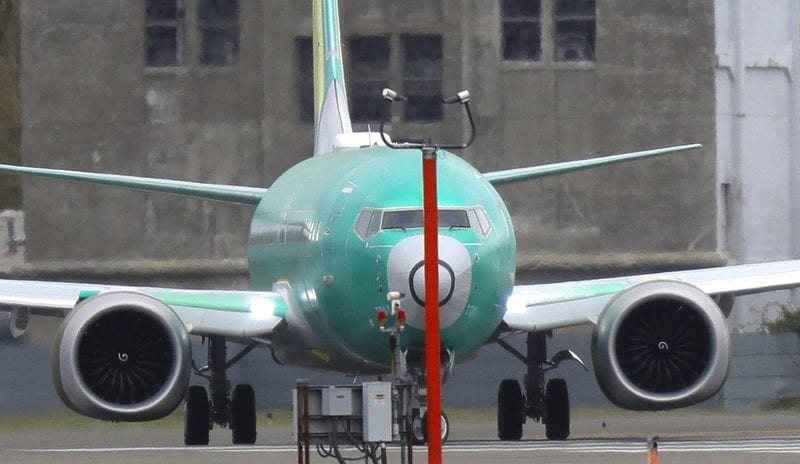 Zero: Boeing receives no commercial orders for its troubled 737 MAX aircraft