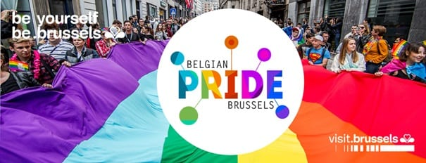 Brussels welcomes 24th Edition of the Belgian Pride
