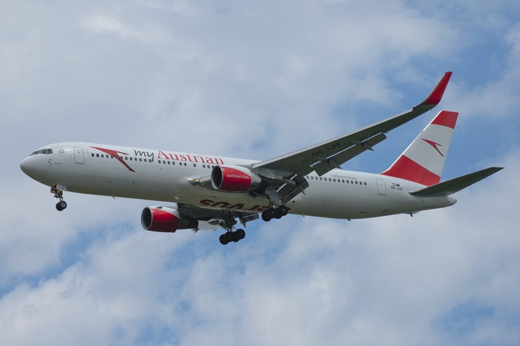 Austrian Airlines launches new Montreal-Vienna route