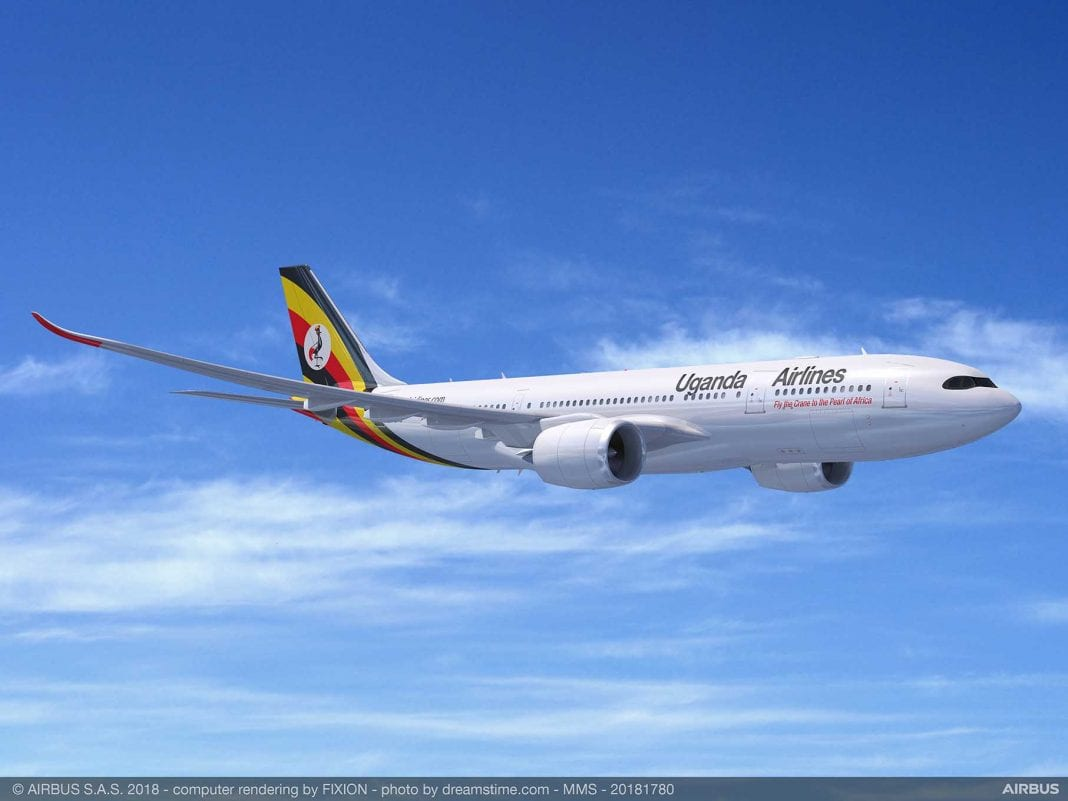 A330-800-উগান্ডা-