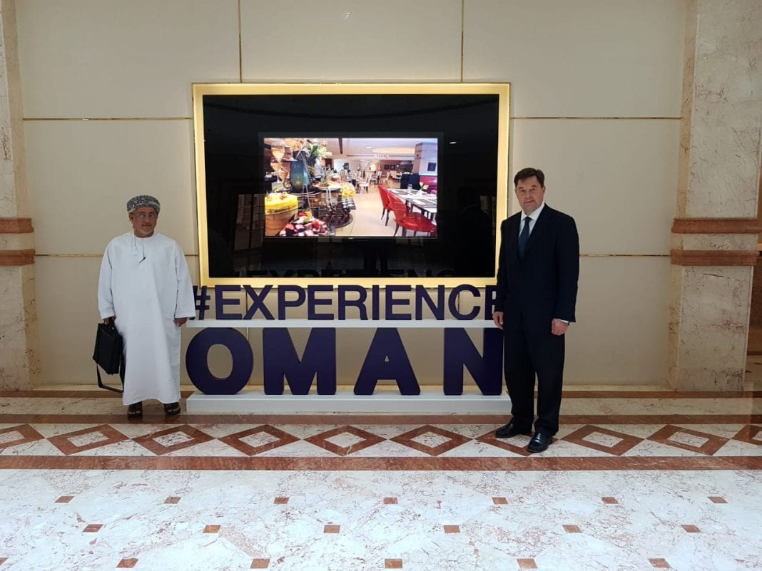 Carlos Vogeler starts leading position at Ministry of Tourism in Oman