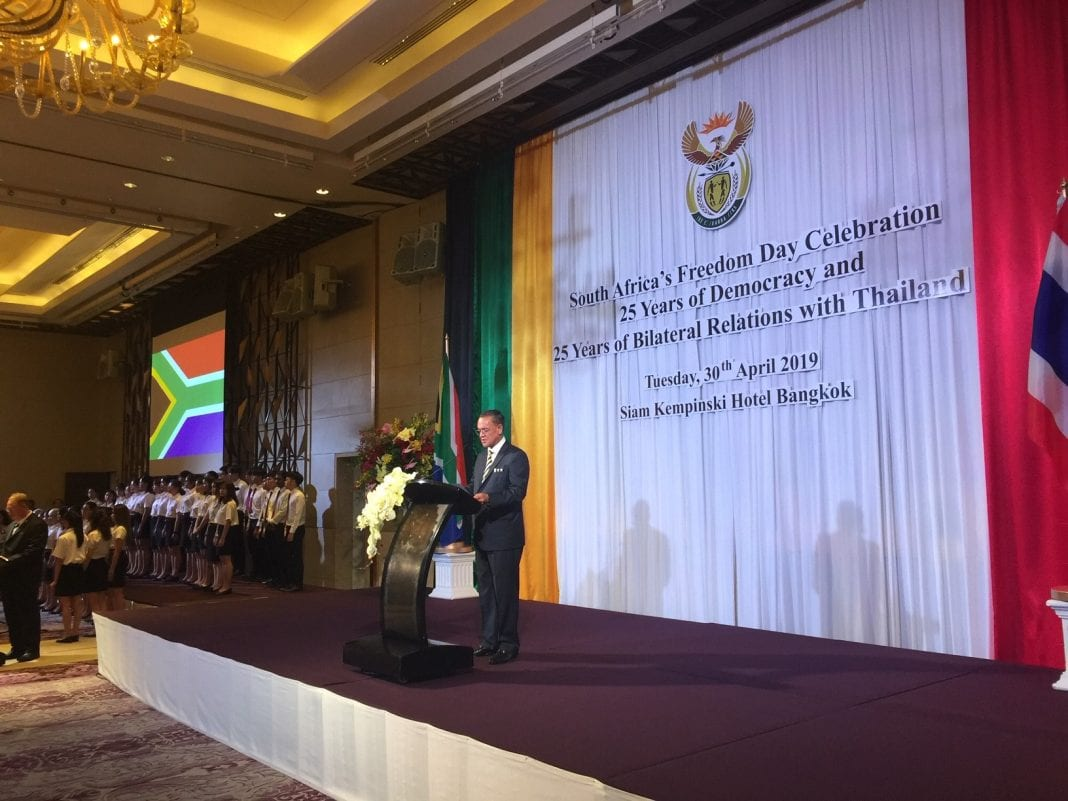 South Africa Day 2019 celebrations in Bangkok