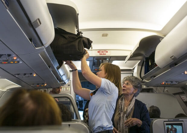 Air Canada's union: TSB rule on leaving carry-on baggage behind in an emergency must be implemented