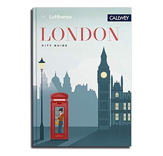 Lufthansa brings back New York, London and Paris city guides