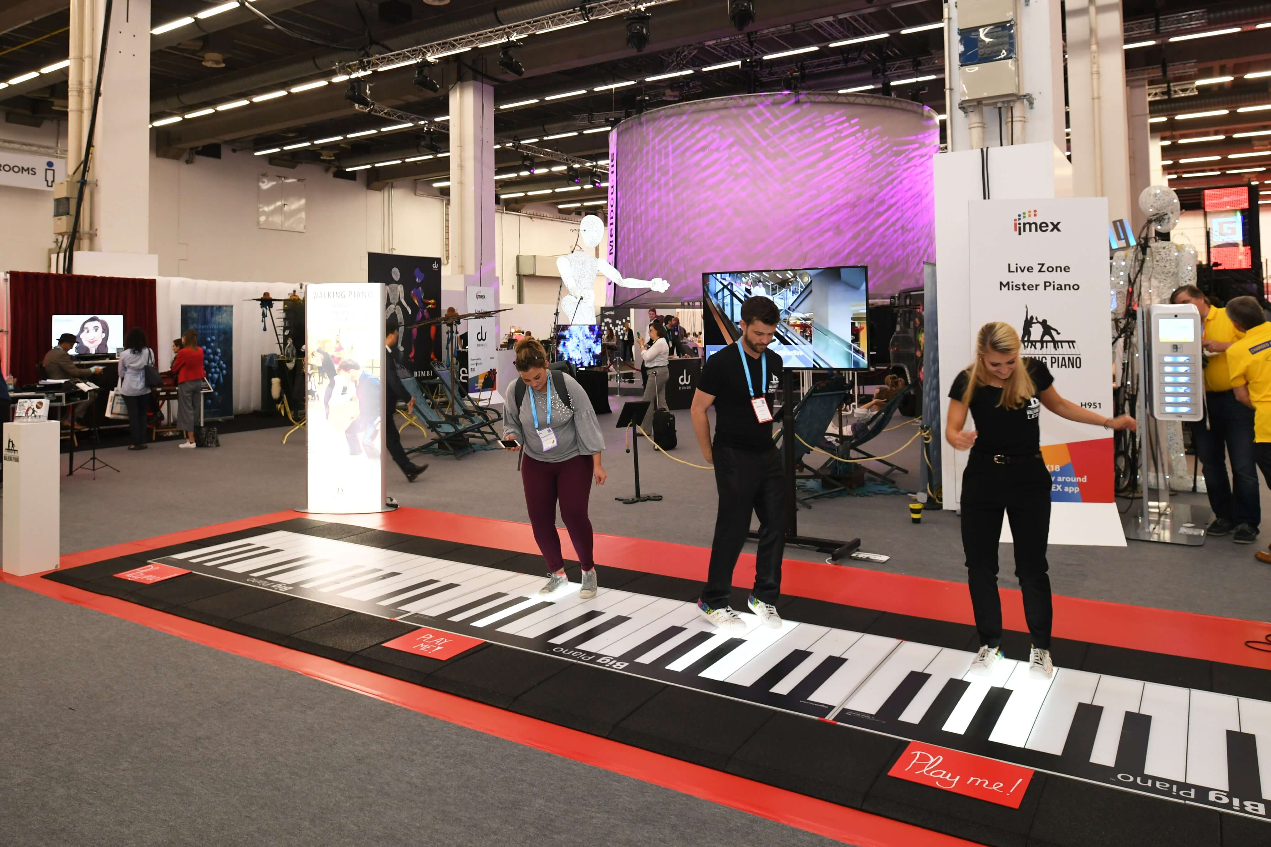 IMEX in Frankfurt's five steps to igniting imagination and powering up business results