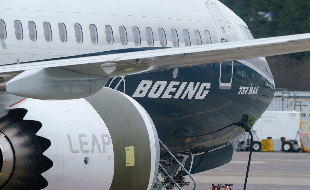 Boeing says it has finished software update for its troubled 737 MAX