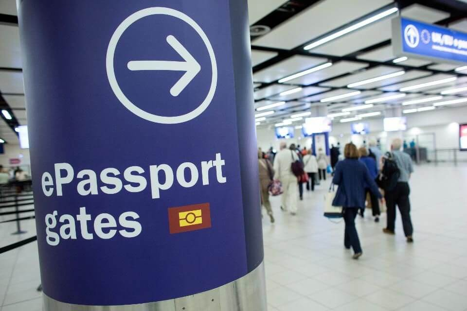 ePassport Gates ease entry into UK for citizens of US, Canada and five other countries