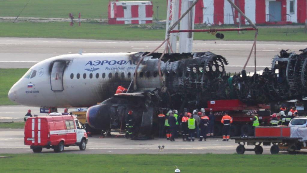 "Russia's Prosecutor General: ""Poor state of Russia's aviation caused Superjet disaster"""