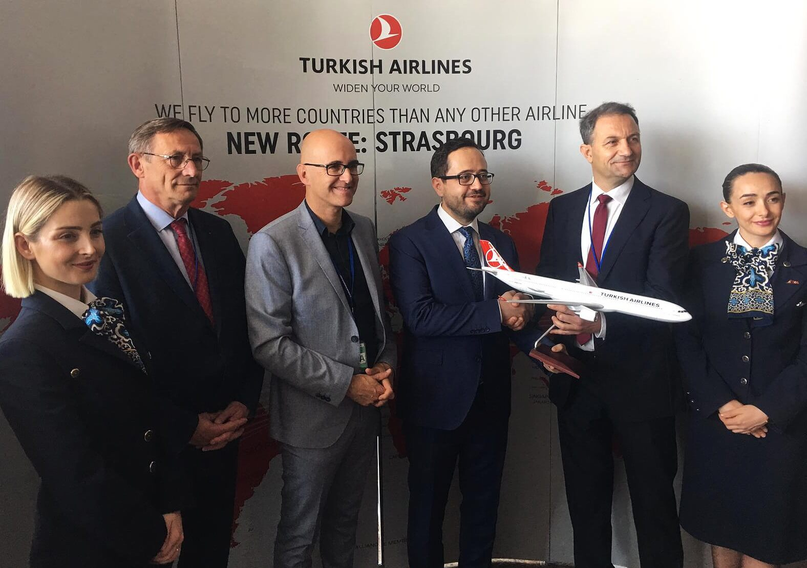 Turkish Airlines launches direct flights from Istanbul to Strasbourg