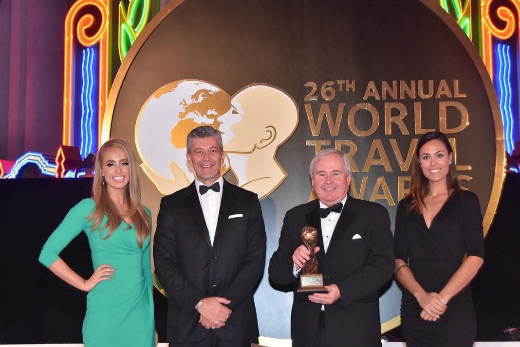 Middle East's Leading Airport Hotel named at World Travel Awards 2019