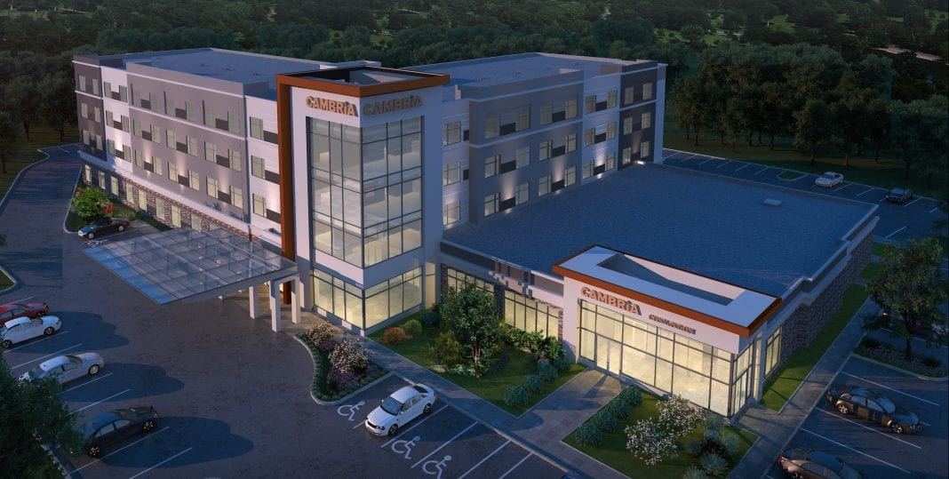 Cambria Hotels announces Nashville Airport groundbreaking